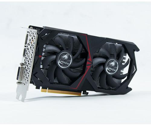 500x417Colorful GTX 1050ti 4GB DDR5 OC Dual fan 4