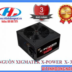 nguồn xigmatek x-power X-350