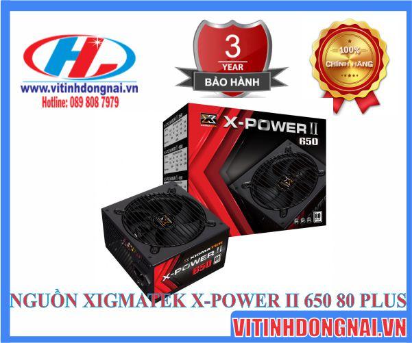 nguồn xigmatek x-power ii 650 1